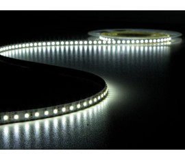 FLEXIBLE À LED - BLANC FROID 6500K - 600 LEDs - 5 m - 24 V