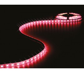 BANDE À LED FLEXIBLE - 1 CHIP RVB ET BLANC CHAUD 3500K - 300 LEDs - 5 m - 24 V