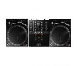 PIONEER DJ PACK PLX-500K x2 + DJM250MK2