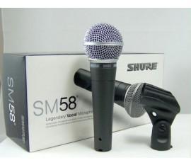 MICRO SHURE SM58 LCE