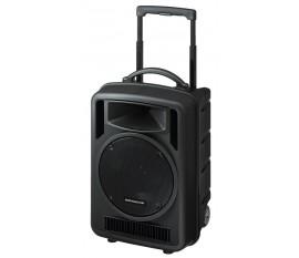 Système amplifié portable 2 canaux intégrée & Bluetooth