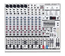Behringer Eurorack UB1832FX-PRO table de mixage sono et studio