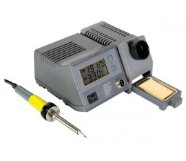 STATION DE SOUDAGE CÉRAMIQUE AVEC LCD 48W 150-450°C