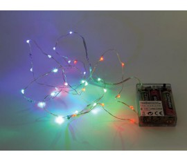 GUIRLANDE À LED - RVB - 30 LED