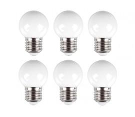 LAMPES BLANCHES DE RECHANGE POUR XMPL10WW