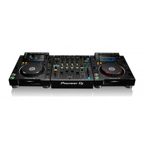 Pack Pioneer : 2 x CDJ-2000NXS2 + DJM-900NXS2