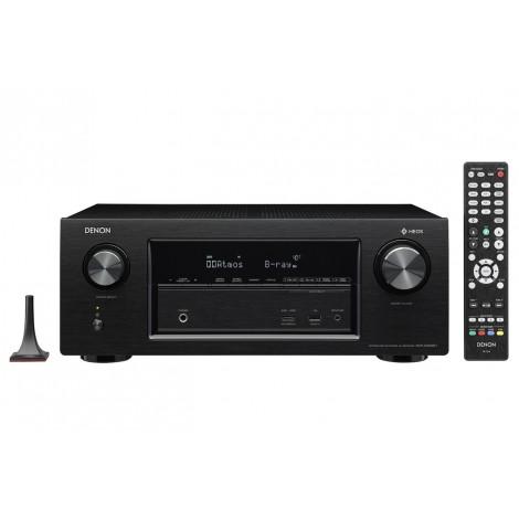 Denon AVR-X2400H : son 7.2, UHD, HDR HLG et Dolby Vision