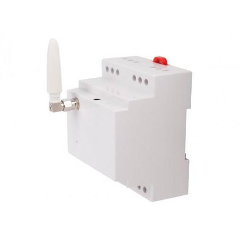 MODULE GSM POUR MONTAGE SUR RAIL DIN - 1 CANAL   E300GSM