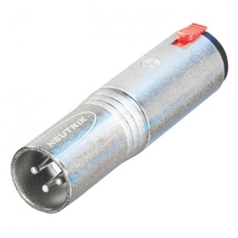 3p XLR NA3MJ adapter