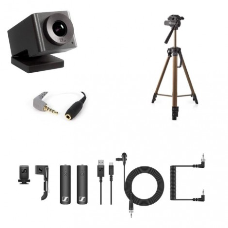 Pour faciliter l'enseignement à distance, nous avons rassemblé un ensemble de produits haut de gamme , facile à utiliser !