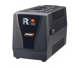 REGULATEUR DE TENSION INFOSEC R1 USB 1000 FR - VOLTAGE REGULATOR