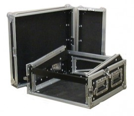 Flight Case Pro Rack L 4U/9U