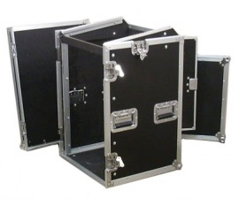 Flight Case Pro Rack L 16U