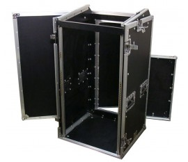 Flight Case Pro Rack L 20U