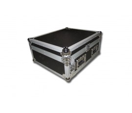 Flight Case Pro Rack L 4U/11U