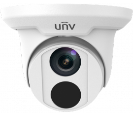 UNIVIEW EASY 4MP Network 4mm IR Fixed Dome Camera