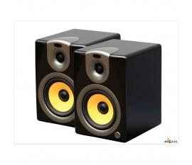 """JB SYSTEMS Ensemble de moniteurs de studio actifs 5"""", équipés d'un ampli de 2 x 35 Wrms. AM50 1 PAIR"""