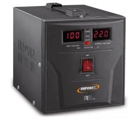 INFOSEC R2 PRO - 2000VA - VOLTAGE REGULATOR