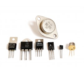 TRANSISTOR AU SILICIUM NPN 100V POWER DARLINGTON