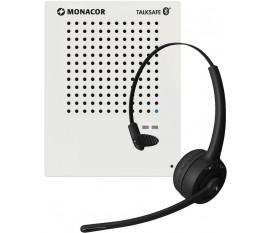 système intercom TALKSAFE/1  , micro avec hautparleur & casque bluetooth