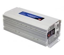 MEAN WELL - CONVERTISSEUR CC-CA À ONDE SINUSOÏDALE MODIFIÉE - 12 V - 2500 W - PRISE ALLEMANDE