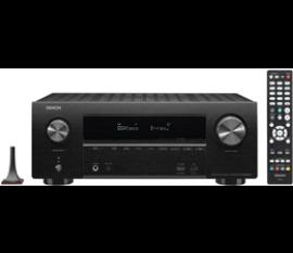 DENON AVR-X2500H Black avant