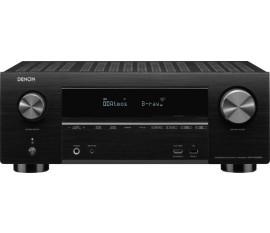 DENON AVR-X3500H Black avant