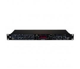 Lecteur de médias / mixage audio avec récepteur Bluetooth® intégré