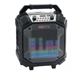AUDIOPHONY Enceinte BT 60W sur batterie avec FM - IPX4 BOOMBOX