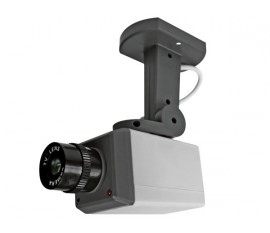 CAMERA FACTICE ROTATIVE AVEC LED