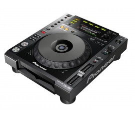 Pioneer CDJ-850 console numérique avec platine « full scratch »