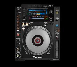 Pioneer CDJ-900NXS Lecteur multi-formats pro avec écran couleur