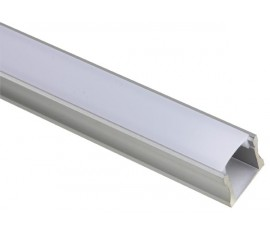 PROFILÉ EN ALUMINIUM POUR FLEXIBLES LED - 2m