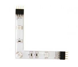 MODULE À LED ÉTANCHE - RVB - 3 LED - COIN