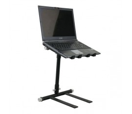 DAP Foldable laptop stand, support pc portable pour DJ