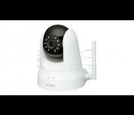 Caméra Cloud Wireless N jour/nuit horizontal/vertical avec répéteur Wi-Fi intégré mydlink™ DCS-5020L