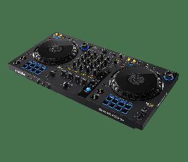 Contrôleur DJ 4 voies pour rekordbox et Serato DJ Pro   DDJ-FLX6