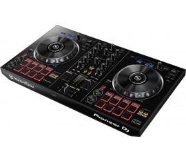 Pioneer DDJ-RB contrôleur 2 canaux dédié au logiciel rekordbox DJ (version complète incluse)