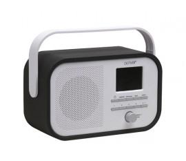 RADIO FM/DAB+ AVEC DIAPORAMA DAB - NOIR