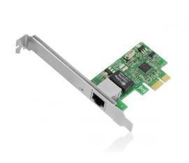 EMINENT - CARTE DE RÉSEAU PCI-E 10/100/1000 Mbps