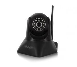 EMINENT - CAMÉRA IP FULL HD 1080 P PAN/TILT CAMLINE PRO - AVEC APPLICATION - NOIR