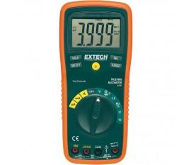 Multimètre numérique Extech EX430 CAT II 1000 V, CAT III 600 V Affichage (nombre de points):4000