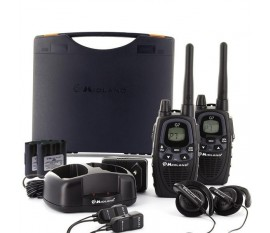 Midland G7 XT Valibox Talkie Walkie Bidirectionnel Radio Licence Libre