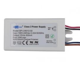 ALIMENTATION LED - 1 SORTIE - 12 VCC - 10 W