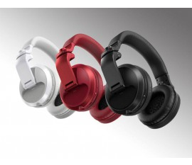 HDJ-X5BT Casque DJ  Bluetooth (black or Red or White)