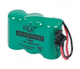 Batterie Rechargeable NiMH Pack 3.6 V 600 mAh 1-Blister