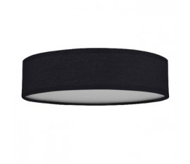 Plafonnier LED Noir