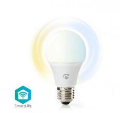Ampoule LED Intelligente Wi-Fi | Blanc Chaud à Blanc Froid | E27