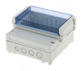 Boîtier PCB 161 x 166 x 93 mm ABS / PC