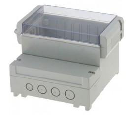 Boîtier PCB 161 x 166 x 121 mm ABS / PC